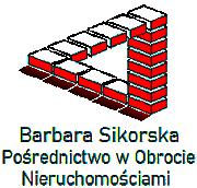 Arka Pośrednictwo w Obrocie Nieruchomościami Barbara Sikorska Logo